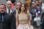 Chloe Bennet is seen at 'Jimmy Kimmel Live' on May 5, 2016.