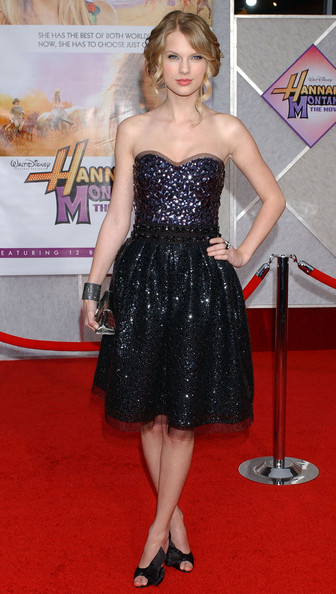 Naeem Khan for the 2009 'Hannah Montana' Premiere