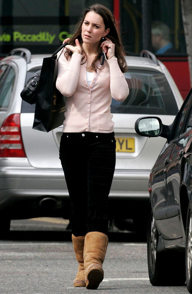 Kate Middleton, 2006