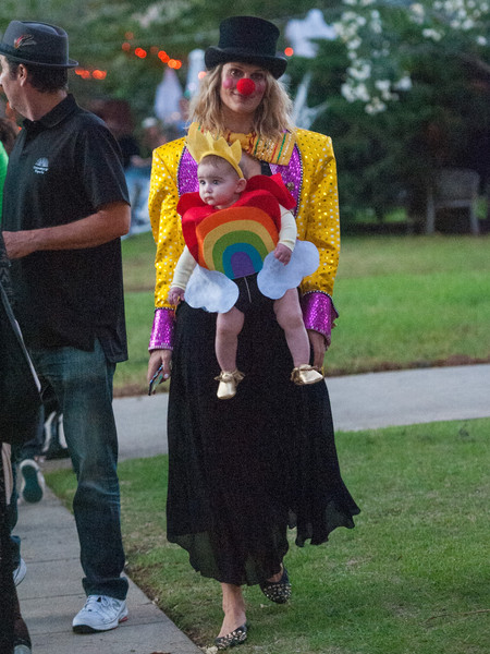 The Best Celeb Halloween Costumes · Molly Sims & Molly Sims - The Best Celeb Halloween Costumes - Livingly