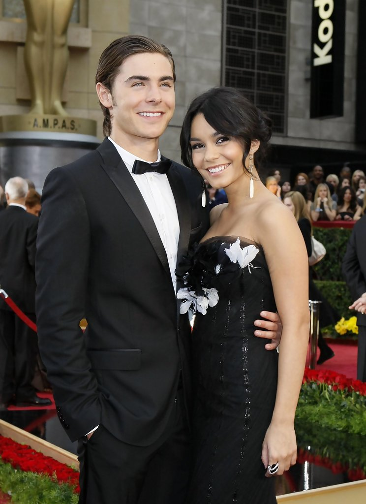 Zac Efron And Vanessa Hudgens On Screen Couples Who