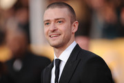 Actor/singer Justin Timberlake arrives at the 17th Annual Screen Actors Guild Awards held at The Shrine Auditorium on January 30, 2011 in Los Angeles, California.