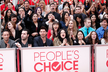 People's Choice Awards 2012 Recap, Best of Pictures