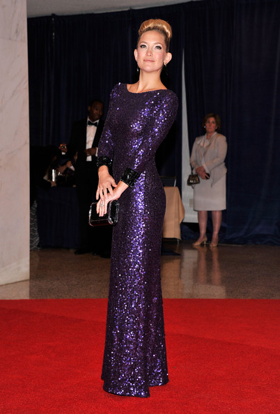 Kate In Jenny Packham At The White House Correspondents' Dinner, 2012