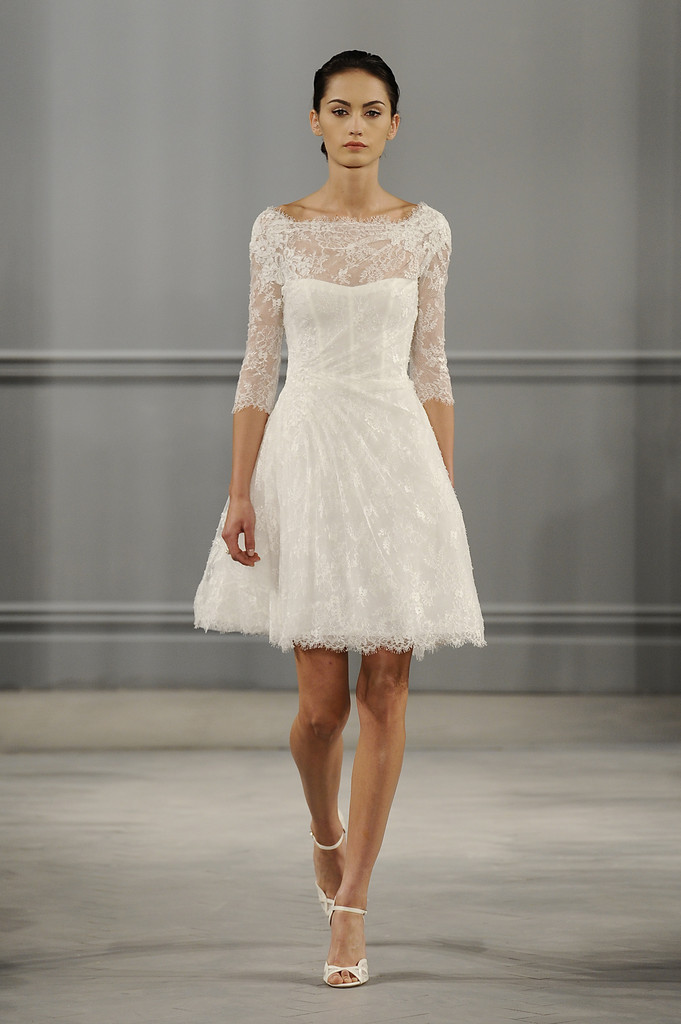 Monique Lhuillier Bridal Spring 2017 The Most Stunning Wedding Gowns For Livingly