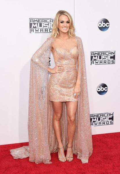 Carrie Underwood In Yas Couture For The American Music Awards, 2015