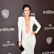 Rumer Willis at InStyle and Warner Bros. Golden Globes Party
