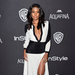 Gabrielle Union at InStyle and Warner Bros. Golden Globe Party