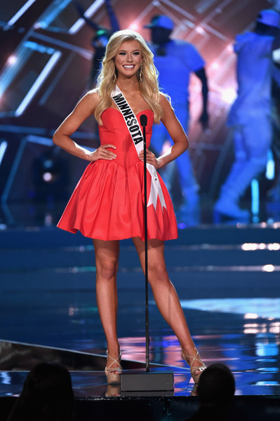 Miss Minnesota, Bridget Jacobs