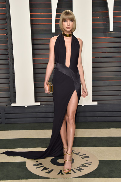 Alexandre Vauthier at the 2016 Vanity Fair Oscar Party