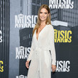 Josephine Skriver At The 2017 CMT Awards