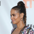 Halle Berry's Ponytail Braid at the Toronto International Film Festival