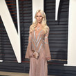Poppy Delevingne in Boho Sleeves and Lace