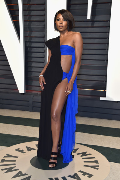 Gabrielle Union in Extreme Cutouts