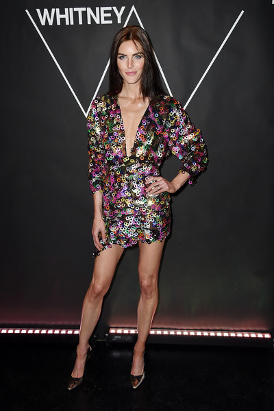 Hilary Rhoda in Markarian at the Whitney Art Party