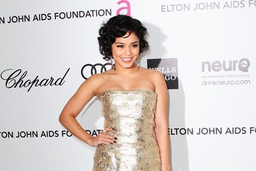 Vanessa Hudgens Shines at 2012 Oscar Party