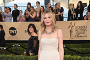 Actor Kirsten Dunst attends the 23rd Annual Screen Actors Guild Awards at The Shrine Expo Hall on January 29, 2017 in Los Angeles, California.