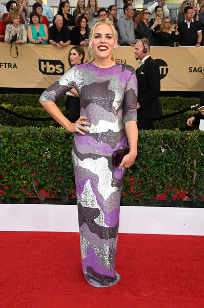 Busy Philipps, 2017 SAG Awards