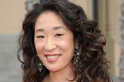 Actress Sandra Oh arrives at the 41st NAACP Image awards held at The Shrine Auditorium on February 26, 2010 in Los Angeles, California.