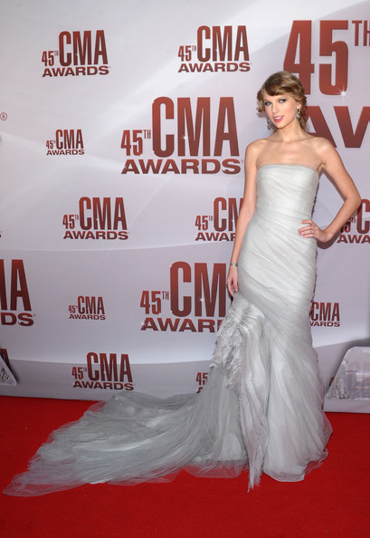 J. Mendel at the 2011 CMA Awards