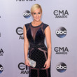 Kellie Pickler At The CMA Awards, 2014