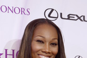 Yolanda Adams poses for photographers on the red carpet during the 4th annual BET Honors at the Warner Theatre on January 15, 2011 in Washington, DC.