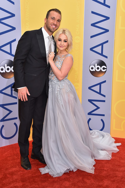RaeLynn and Josh Davis