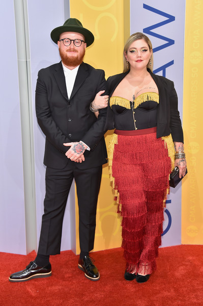 Elle King and Andrew Ferguson