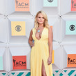 Miranda Lambert In Christian Siriano At The ACM Awards, 2016