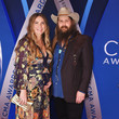 Chris Stapleton & Morgane Stapleton
