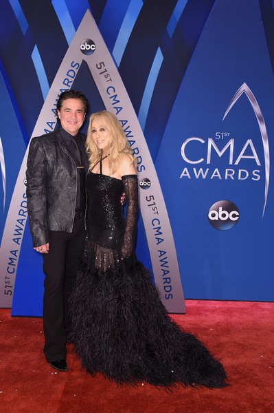 Scott Borchetta & Sandi Spika-Borchetta
