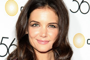 Actress Katie Holmes attends the 56th annual Drama Desk awards at Hammerstein Ballroom on May 23, 2011 in New York City.