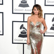 Chrissy Teigen, 2014 Grammy Awards