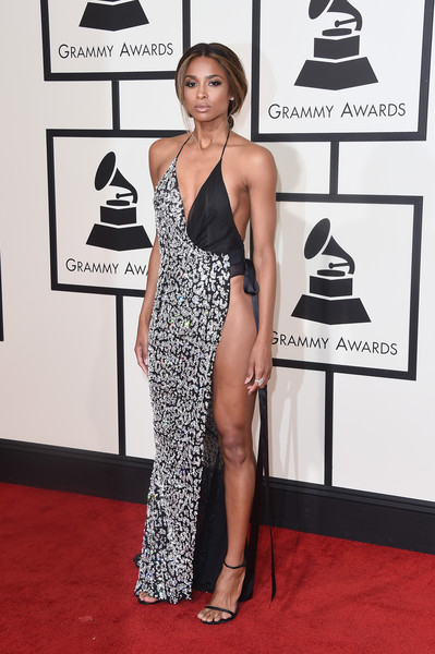 Ciara In Alexandre Vauthier Couture, 2016