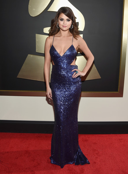 Selena Gomez at the Grammys - The Most Beautiful Gowns of 2016 ...
