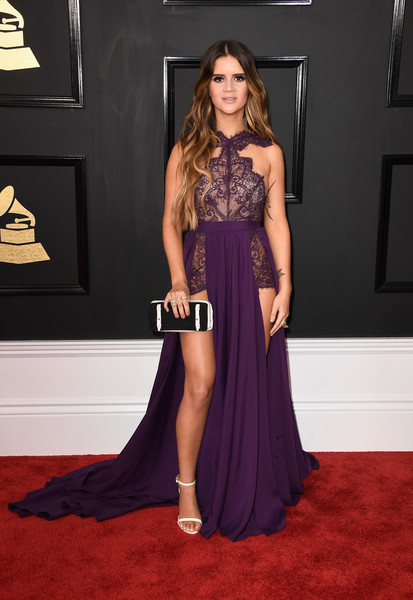 Maren Morris In Michael Costello At The Grammy Awards, 2017