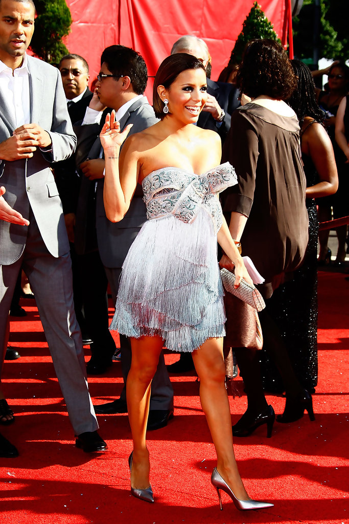 Eva Longoria 2008 The Most Daring Emmy Dresses Of All