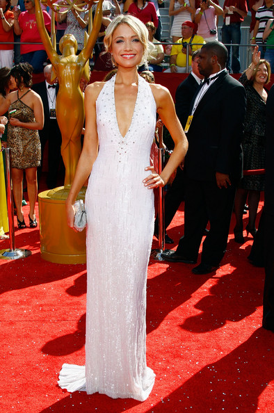 Katrina Bowden 2008 Emmy Awards
