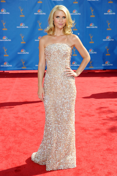 Claire Danes 2010 Emmy Awards
