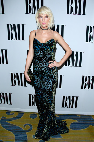 Monique Lhuillier at the 2016 BMI Pop Awards