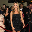 In A Beaded Dolce & Gabbana LBD At The 2012 Directors Guild Of America Awards