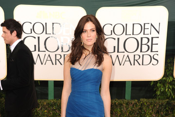 Mandy Moore, Monique Lhuillier Mermaid at the 2011 Golden Globes