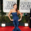 Sofia Vergara in Vera Wang at the 2012 Golden Globe Awards