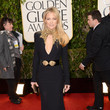 Kate Hudson in Alexander McQueen at the 2013 Golden Globe Awards