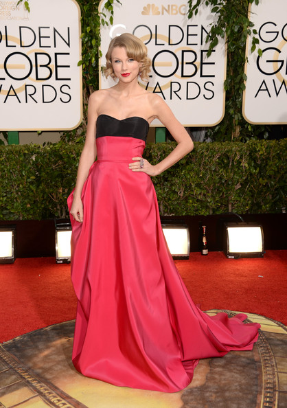Taylor Swift's Red Carpet Glamour