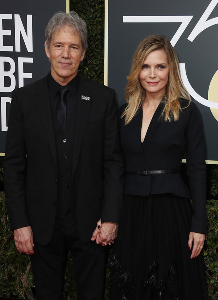 Michelle Pfeiffer and David E. Kelley Now