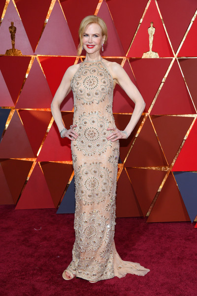 Nicole Kidman - 2017 Oscar Gowns That Could Double As Wedding ...