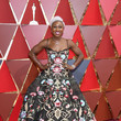 Cynthia Erivo in Colorful Embroidery