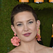 Kate Hudson's Buzzcut at the Veuve Clicquot Polo Classic