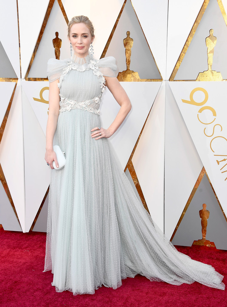 Emily Blunt - The Most Daring Dresses at the 2018 Oscars ...